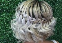 Best 50 incredibly cute hairstyles for every occasion stayglam Cute Short Hairstyles For Bridesmaids Ideas