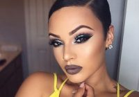Best 6 short relaxed hair looks from instagram thatll make you Short Hairstyles For Relaxed Hair Inspirations