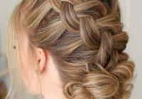 Best 7 dutch braid buns thatll make you standout in crowd Braid Bun Hairstyles For Medium Hair Choices