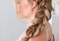Best 70 charming braided hairstyles lovehairstyles Cute Easy Braided Hairstyles For Long Hair Inspirations