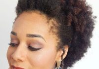 Best 75 most inspiring natural hairstyles for short hair short Styling Short Natural Black Hair Choices