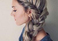 Best 87 beautiful and stylish side braid hairstyles Side Braid Hairstyles For Thin Hair Choices