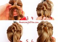 Best american girl doll hairstyle christmas tree pull through Cool Hairstyles For Your American Girl Doll Ideas