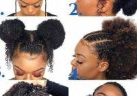Best baddie natural hairstyles hair baddie natural hairstyles Protective Hairstyles For Short Natural Hair Tumblr Ideas