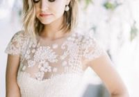 Best bridesmaids hairstyle short hair wedding inspiration style Simple Hairstyles For Short Hair For Weddings Ideas