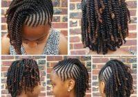 Best frisuren 2020 hochzeitsfrisuren nageldesign 2020 kurze Braided Hairstyles For Short Natural Hair For Black Women Inspirations