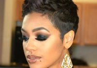 Best pin on black hair inspirations Short Hairstyles On African American Hair Designs