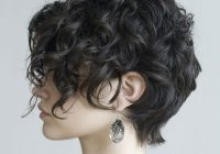 Best short curly hairstyles that will give your spirals new life Short Haircuts Curly Hair Inspirations