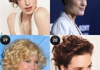 Best short haircuts for curly hair circletrest Short Haircuts For Curly Hair Long Face Ideas