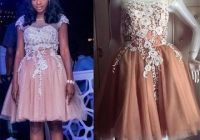 Best short homecoming prom dresses 2020 a line african cute Cute Hairstyles For Short Prom Dresses Inspirations