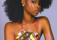 Best side braid and afro natural hair styles hair styles African American Side Hairstyles