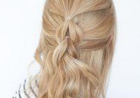 Best the no braid braid 5 pull through braid tutorials hair Easy Hairstyles For Long Hair No Braids Choices