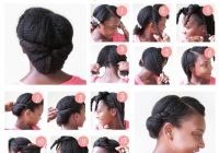 Best top 6 quick easy natural hair updos betterlength hair Quick Updos For Short Natural Hair Inspirations