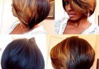 Cozy 20 trendy bob hairstyles for black women styles weekly Short Bob Hairstyles For African American