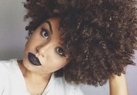 Cozy 25 gorgeous african american natural hairstyles popular Short African American Natural Hair Styles Ideas