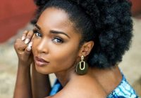 Cozy 4c hair is deemed as kinkiest pattern in the within the type Styling Ideas For Natural African American Hair