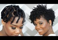 Cozy how to do a braid out on tapered natural hair video Braid Out African American Hair