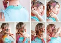 easy braided hairstyles for short hair step step easy Simple Braided Hairstyles For Short Hair Step By Step Inspirations