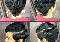 Elegant 1000 ideas about black women short hairstyles on pinterest Hairdos For Short Hair Pinterest Choices