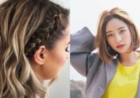 Elegant 13 easy styling tips that all short haired girls should know Nice Style For Short Hair Ideas