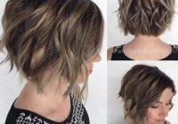 Elegant 15 short haircuts for thick wavy hair Short Haircuts For Wavy Thick Hair Inspirations
