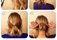 Elegant 20 incredible diy short hairstyles a step step guide Simple Hairstyles For Very Short Hair Step By Step Inspirations