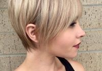 Elegant 31 cute easy short layered haircuts trending in 2020 Layered Short Haircuts With Bangs Ideas