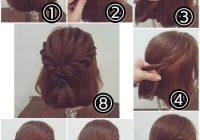 Elegant 34 different types of hairstyles for women topofstyle blog Simple Hairstyles For Very Short Hair Step By Step Inspirations