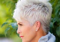 Elegant 34 flattering short haircuts for older women in 2020 Short Gray Hair Styles Ideas