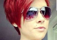 Elegant 40 short red hairstyles to show off your fire november 2020 Short Hairstyles For Red Hair Ideas