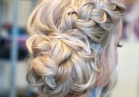 Elegant 50 graceful updos for long hair youll just love hair Loose Braid Updo Long Hair Inspirations