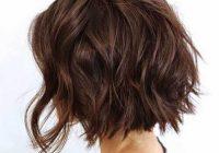Elegant 55 alluring ways to sport short haircuts with thick hair Short Haircuts For Wavy Thick Hair Ideas