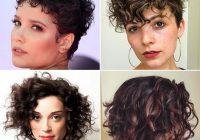 Elegant 63 cute hairstyles for short curly hair women 2020 guide Hairstyles For Short Curly Hair Inspirations