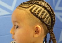 Elegant 90 cool haircuts for kids for 2020 boy braids hairstyles Baby Boy Braid Hairstyles Ideas