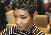 Elegant best short hair cuts on black women 2019 Style Black Short Hair Ideas