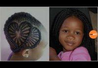 Elegant braided hairstyles for little girls cool and cute braids for kids Braided Hair Styles For Little Girls Inspirations