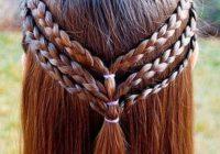 Elegant easy braided hairstyles tumblr easy wedding hairstyles Hairstyles Braids Tumblr Easy Inspirations