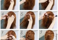 Elegant easy hairstyles step step braids best hairstyles for Step By Step Braided Hairstyles With Pictures Inspirations