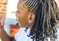 Elegant naturalhair naturaltwists naturalstyles kids braided Natural Braided Hair Styles Choices