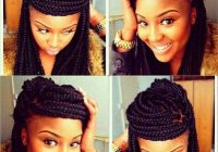 Elegant pin mrsw on pinned it natural hair hair styles Styles For Packing Braided Hair Ideas