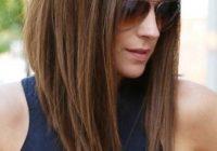 Elegant pin on beauty Long Short Hair Styles Inspirations