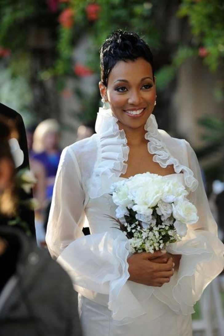 Permalink to 11 Fresh Short Black Hairstyles For Weddings Gallery