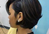 Elegant pin on hair colorstyles Black Short Layered Haircuts Ideas