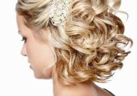 Elegant pin on hair Cute Short Hairstyles For Bridesmaids Ideas