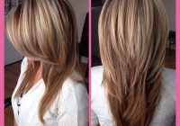 Elegant pin on hair styles Long Hair With Short Layers Hairstyles Inspirations