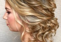 Elegant pin on hair styles Short Hairdos For Wedding Guest Inspirations
