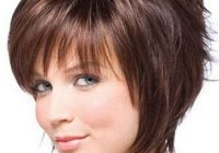 Elegant pin on hairstyles Short Hairstyle For Round Face Choices