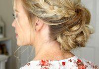 Elegant pretty summer hairstyles for long hair easy braided updos Braid Updo Long Hair Choices