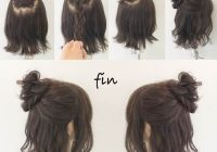Elegant quick and easy formal hairstyles hairstyles for women Cute Hairstyles For Short Hair Easy To Do Ideas