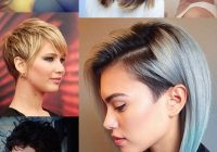 Elegant redefine your look with these inspired cute short haircuts Diy Haircuts For Short Hair Ideas